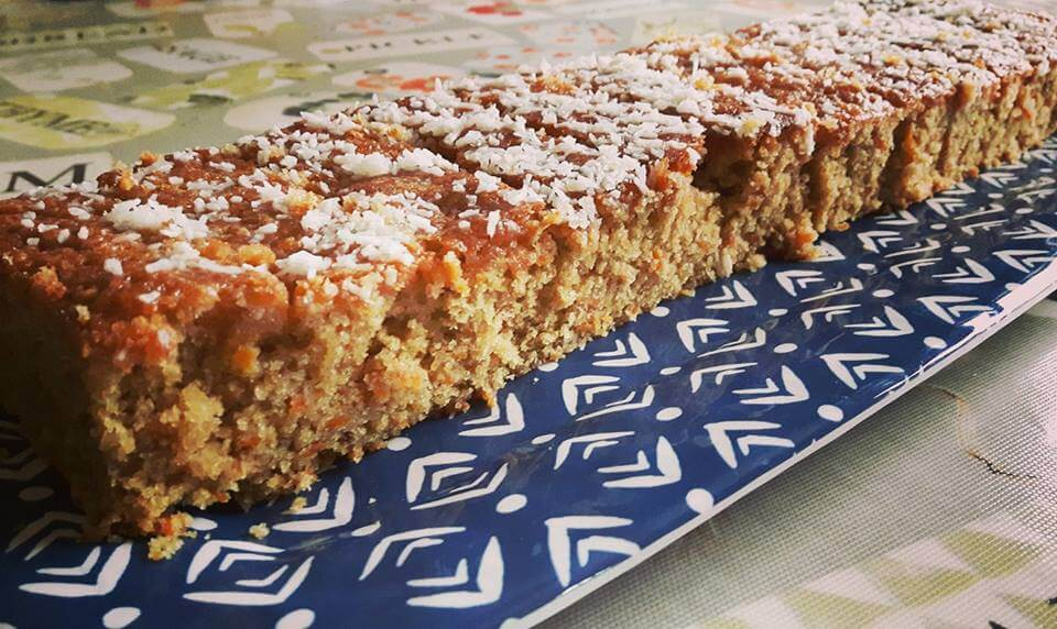 learn how to make carrot cake