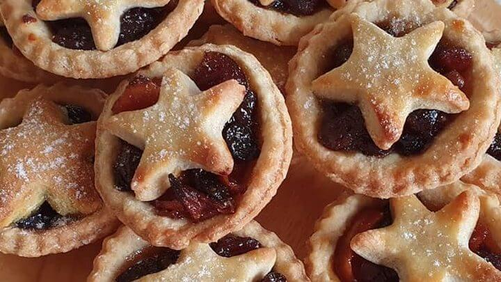 learn how to bake mince pies