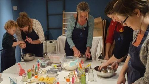 community cooking lessons