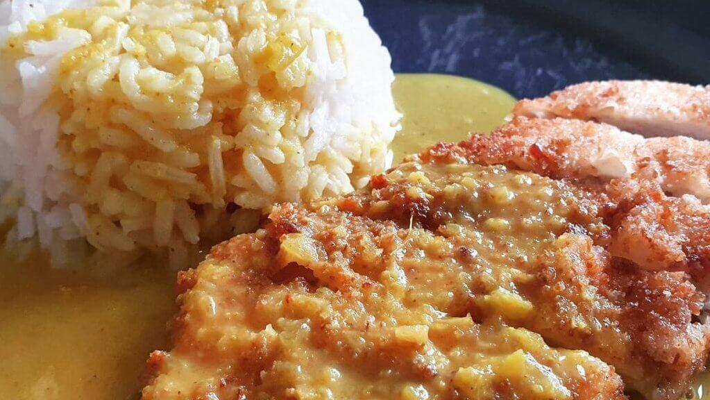 learn to make katsu curry