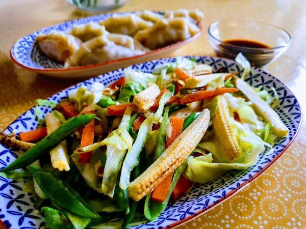 vegan cooking lessons