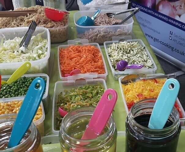 noodle cooking workshop