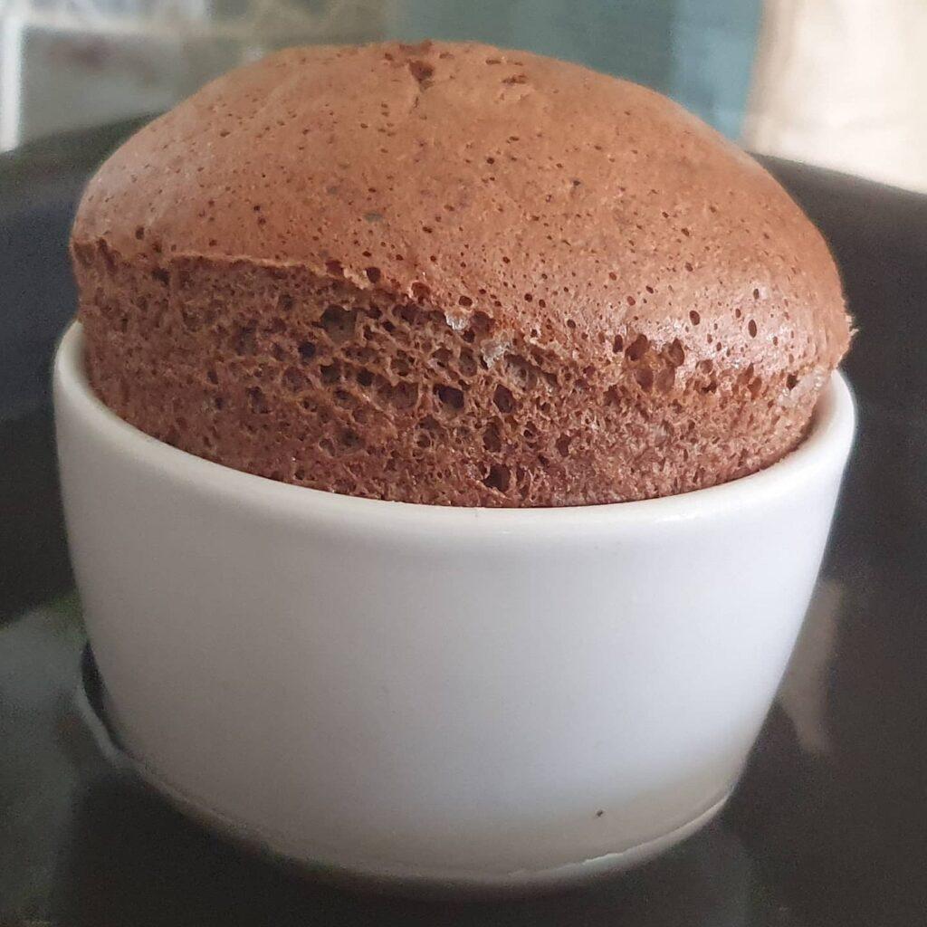 learn to make chocolate souffle